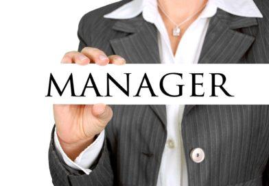 Ako byť dobrý manažér ?