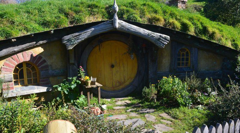 Hobbit house | blog.kupsima.sk